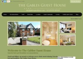 gablesguesthouse.com