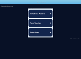 gabriel-uhren.de