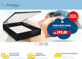 gabrielacolchoes.com.br