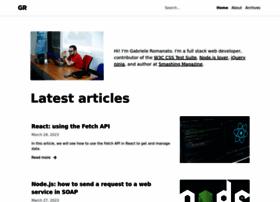 gabrieleromanato.name