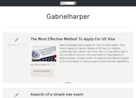 gabrielharper.com
