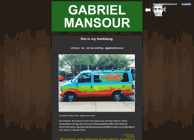 gabrielmansour.com