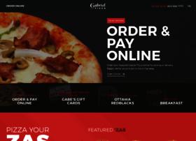 gabrielpizza.com