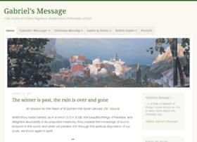 gabrielsmessage.wordpress.com