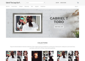 gabrielttoro.artistwebsites.com