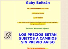 gabybeltran.com.mx