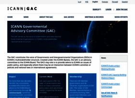 gac.icann.org