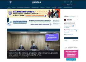gaceta.udg.mx