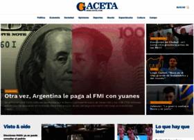 gacetamercantil.com