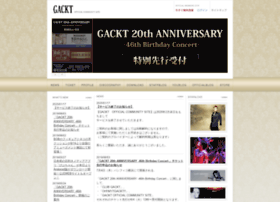 gackt-and-dears.com