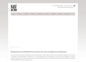 gaconstructions.com