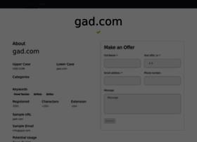 gad.com