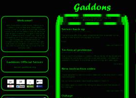 gaddons.org