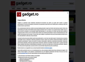 gadget.ro