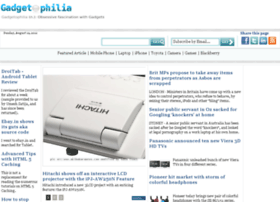 gadgetophilia.com