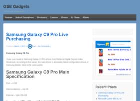 gadgets.gsesoftsolutions.com