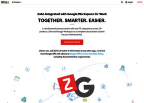 gadgets.zoho.com