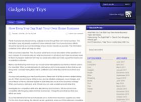 gadgetsboytoys.com