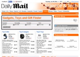 gadgetsgiftstoys.mailonline.co.uk
