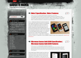 gadgetsmaniablog.wordpress.com