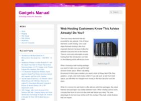gadgetsmanual.com
