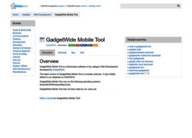 gadgetwide-mobile-tool.updatestar.com