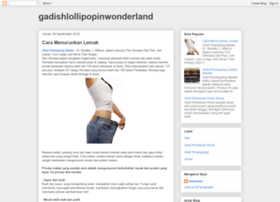 gadishlollipopinwonderland.blogspot.com