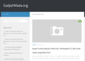 gadjahmada.org