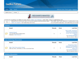 gadko-forums.freeforums.net