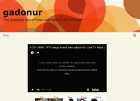 gadonur.wordpress.com