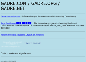 gadre.com