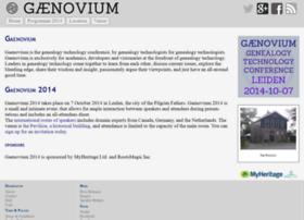 gaenovium.com
