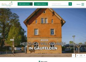 gaeufelden.de