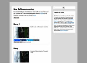 gaffin.com