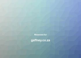 gaffney.co.za