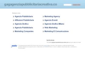 gagagenziapubblicitariacreativa.com