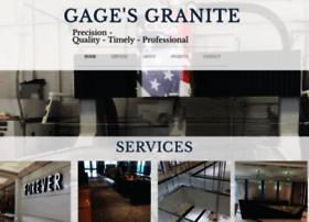 gagesgranite.com