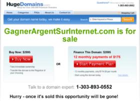 gagnerargentsurinternet.com
