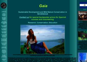 gaianicaragua.org