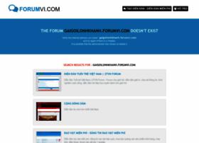 gaigoilonhkhanh.forumvi.com