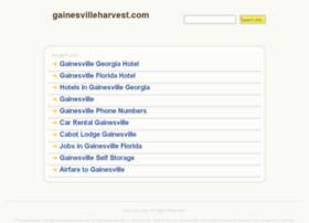 gainesvilleharvest.com
