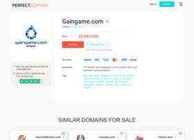 gaingame.com