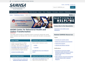 gainscenter.samhsa.gov