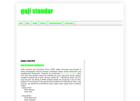 gaji-standar.blogspot.com