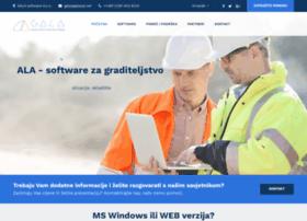 gala-construction-software.com