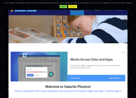 galacticphonics.com