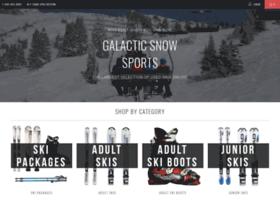 galacticsnowsports.com