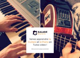 galagomusic.com