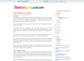 galaktosa.blogspot.com