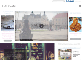 galavante.com